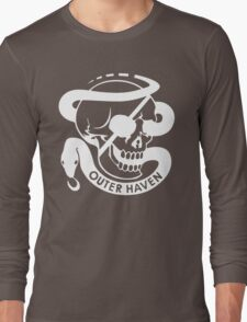 Metal Gear Solid - Outer Heaven Long Sleeve T-Shirt