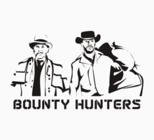 Django Unchained - Bounty Hunters Shirt by Roadie212