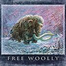 Free Woolly Mammoth from Ice Age by MudgeStudios