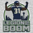 "VICTRS ""Legion of Boom"" by Victorious"