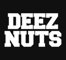 Deez Nuts One Piece - Short Sleeve