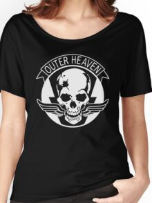 Metal Gear Solid - Outer Haven Women's Relaxed Fit T-Shirt