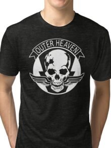Metal Gear Solid - Outer Haven Tri-blend T-Shirt