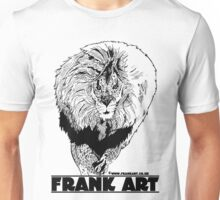 Light Lion T-Shirt by Frank Louis Allen (frankart.co.uk)  Unisex T-Shirt