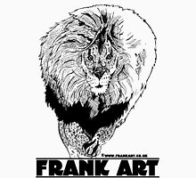 Light Lion T-Shirt by Frank Louis Allen (frankart.co.uk)  Unisex T-Shirt
