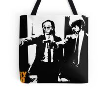Larry David Pulp Fiction Tote Bag