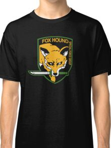 Metal Gear Solid - Fox Hound Classic T-Shirt