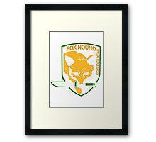 Metal Gear Solid - Fox Hound Framed Print