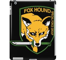 Metal Gear Solid - Fox Hound iPad Case/Skin