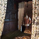 Gainsborough Old Hall- Bedroom by jasminewang