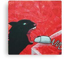 Mousebite Canvas Print