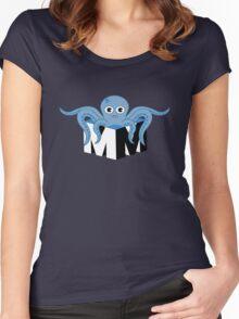 Miranda Dynamic Women's Fitted Scoop T-Shirt
