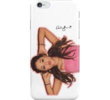Ariana Grande - Jones Crow Shoot w/ signature iPhone Case/Skin