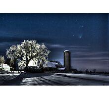 Lanark Nights Photographic Print