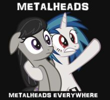 Metalheads everywhere, 'Tavi ! by Norlf
