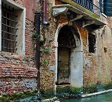 VENICE DOORWAY by Thomas Barker-Detwiler