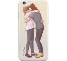 L A R R Y Hug iPhone Case/Skin