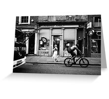 Untitled - London Greeting Card