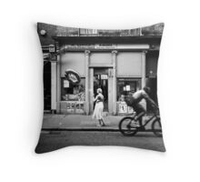 Untitled - London Throw Pillow