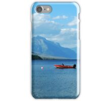 Lake McDonald iPhone Case/Skin