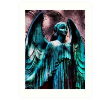 She Sells Sanctuary  Art Print