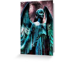 She Sells Sanctuary  Greeting Card
