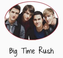 Big Time Rush (group) by lornadanielle