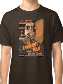 The Invisible Man - Retro Classic T-Shirt