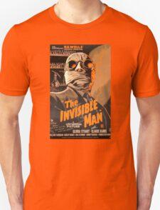 The Invisible Man - Retro Unisex T-Shirt