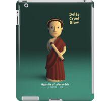 Hypatia of Alexandria - Delta Cruel Blow iPad Case/Skin