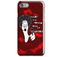 Does He Look Like a Finch!? iPhone Case/Skin