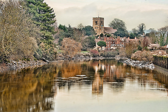 Aylesford And The Medway by Dave Godden