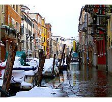 Casa Rezzonico Photographic Print