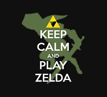 Keep calm and play Zelda! Unisex T-Shirt