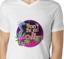 Don't be eel, feel cherry  Mens V-Neck T-Shirt