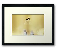 Bullet proof Framed Print