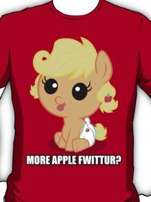 More Apple Fwittur? T-Shirt