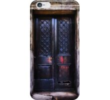 Point of No Return iPhone Case/Skin