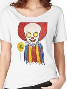 Creepified Pennywise Women's Relaxed Fit T-Shirt