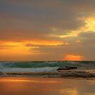 Sunrise at Turimetta by Doug Cliff