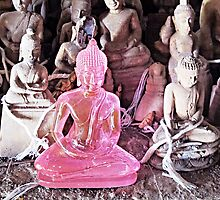 Buddha in the Pink © by Ethna Gillespie