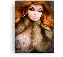 The Lioness Canvas Print