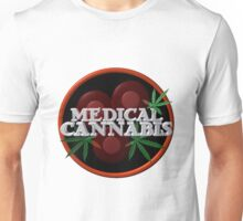 Medical Cannabis heals  Unisex T-Shirt