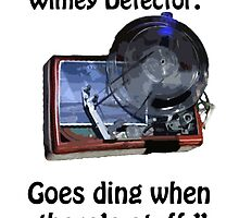 Timey Wimey Detector by Jdoyle