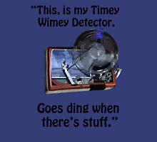 Timey Wimey Detector T-Shirt