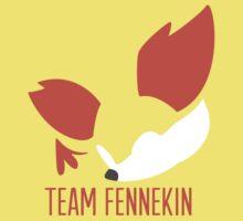 Team Fennekin by Sam Adams