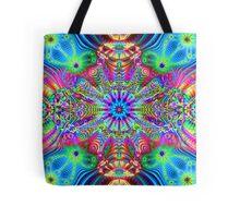 Cosmic Creatrip - Psychedelic trippy visuals Tote Bag