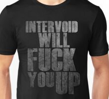 Intervoid Will Muff You Up Unisex T-Shirt