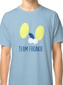 Team Froakie Classic T-Shirt