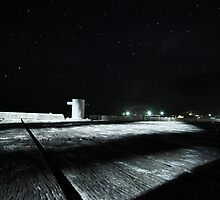 Milang Jetty by night by BBCsImagery